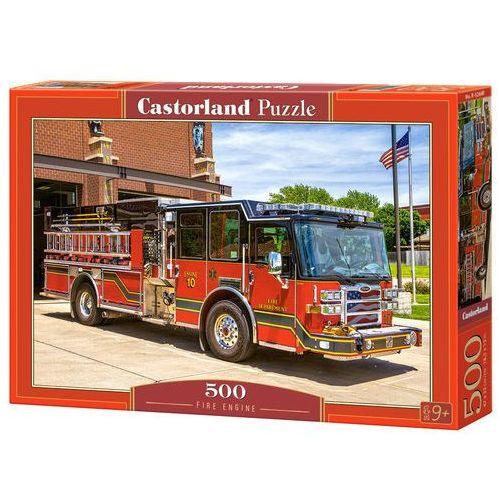 Puzzle, Puzzle Fire Engine 500 - Castor