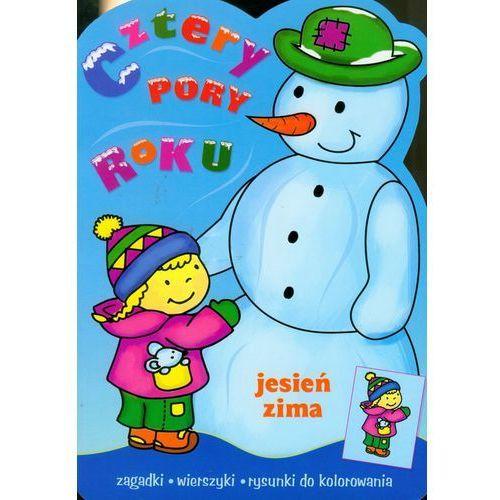 Książki dla dzieci, Cztery pory roku (opr. miękka)