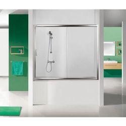 SANPLAST drzwi nawannowe TX5 170 wnękowe szkło GY (parawan) D2-W/TX5b-170 600-271-1570-38-501