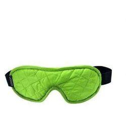 COCOON Opaska na oczy EYE SHADES + STOPERY DO USZU - kolor zielony