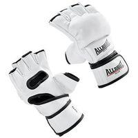 Rękawice do walki, Rękawice MMA Pro skóra allright white