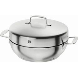 ZWILLING TWIN Plus - naczynie do wędzenia i gotowania na parze 28cm