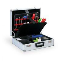 Walizki na narzędzia, Walizka na narzędzia z wewnętrzymi wkładkami i zamkiem szyfrowym