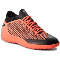 Piłka nożna, Buty PUMA - Future 2.4 Tt 104841 02 Puma Black/Shocking Orange