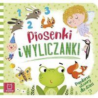 Książki dla dzieci, Piosenki i rymowanki. popularne utwory dla dzieci - praca zbiorowa (opr. twarda)