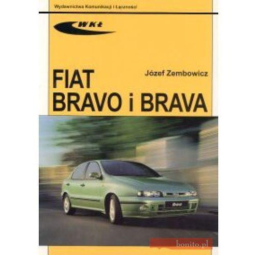 Książki o motoryzacji, Fiat Bravo i Brava (opr. miękka)