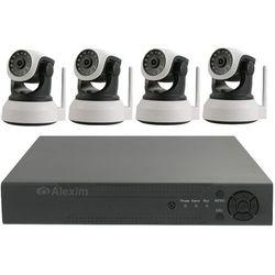 Zestaw IP HD Rejestrator+4xORCA (R1094+4X1090)