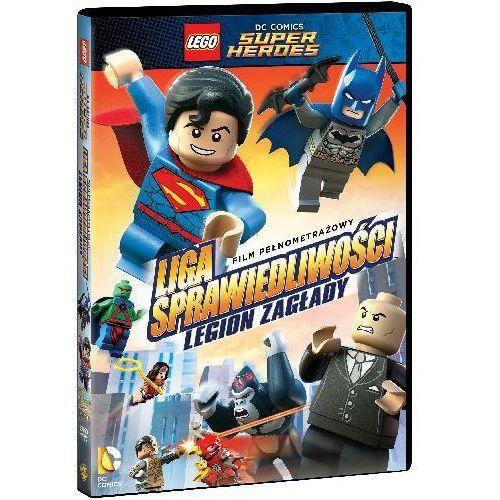 Bajki, FILM LEGO® Liga Sprawiedliwości - Legion Zagłady