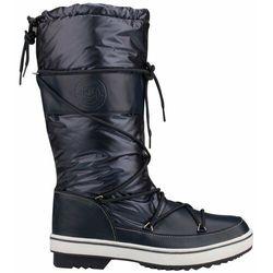 Buty zimowe damskie śniegowce Classic Trotter Winter-Grip