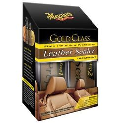 Meguiar's Gold Class Leather Sealer Treatment