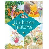 Książki dla dzieci, Ulubione historie. disney kubuś i przyjaciele (opr. twarda)
