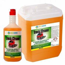 ECO SHINE-TRUCK CLEANER 5L -Wysokoaktywna piana, zasadowa do mycia ciężarówek. Zapach pomelo i cytrusów (1)
