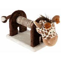 Pozostałe zabawki, Kibo, zabawka do drapania - Kremowo / brązowy | DARMOWA Dostawa od 99 zł