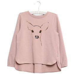 WHEAT Bluzka Deer powderrose