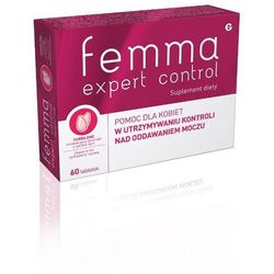 Femma Expert Control tabletki powlekane 60szt. - data ważności 01.2018