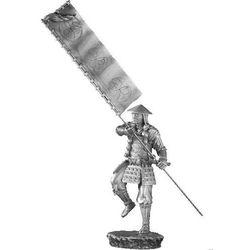 Figurka Samuraj z Sashimono - Les Etains Du Graal (SA006)