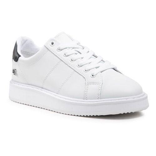 Damskie obuwie sportowe, Sneakersy LAUREN RALPH LAUREN - Angeline II 802836456004 White/Navy