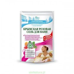 fitokosmetik sól do kąpieli krymska różowa antycellulitowa