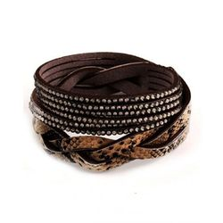 Damska bransoletka z cyrkoniami Estilo Sabroso ES04951