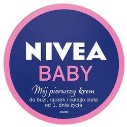 Nivea Baby Mój Pierwszy Krem do buzi,rączek i całego ciała 150ml