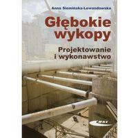 Leksykony techniczne, Głębokie wykopy (opr. miękka)