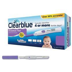CLEARBLUE pałeczki testowe owulacyjne DUAL 5szt.