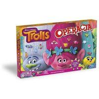 Gry dla dzieci, Trolls Operation gra B9180 HASBRO (B9180120)