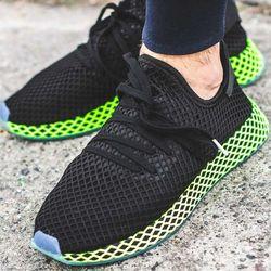 adidas Originals Deerupt Runner Tenisówki Czarny 41 1/3