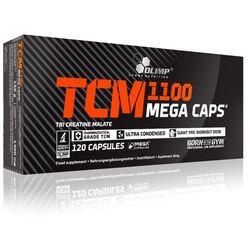 Jabłczan kreatyny Olimp TCM Mega Caps 120 kaps. 020520