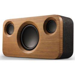 Głośnik mobilny PLATINET PMG095 Bamboo Brązowo-czarny