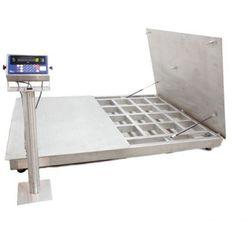 Waga pomostowa 1500 kg YAKUDO YWP 166SS 1500 R3
