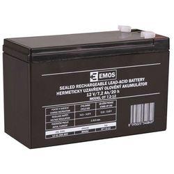 Akumulator AGM 12V 7,2Ah F4,7