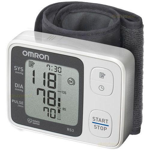 Ciśnieniomierze, Omron RS3