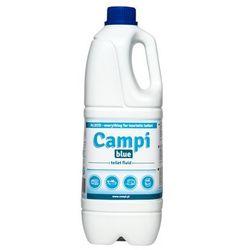 Campi Blue do wc turystycznych przenośnych 2l płyn do toalet kempingowych