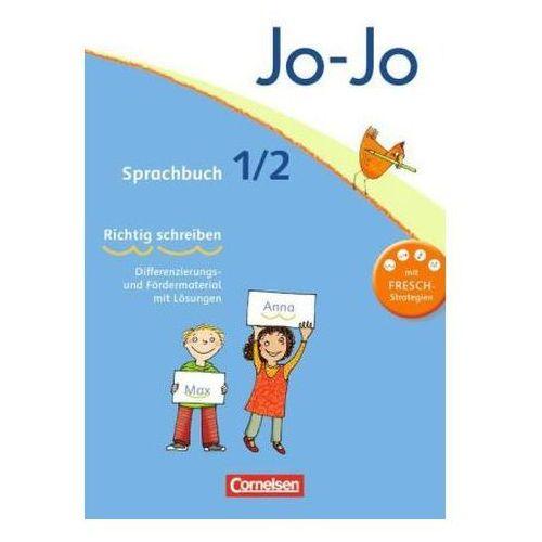 Pozostałe książki, 1./2. Schuljahr, Differenzierungs- und Fördermaterial mit Lösungen