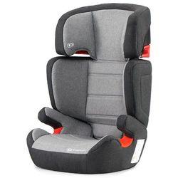KinderKraft fotelik samochodowy JUNIOR-FIX Black/Grey - BEZPŁATNY ODBIÓR: WROCŁAW!