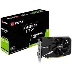 Karta graficzna MSI GeForce GTX 1650 Super Aero ITX OC 4GB