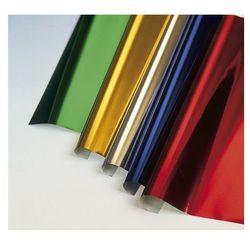 Metaliczna folia barwiąca A4, opakowanie 100 sztuk, zielona, 361004 - Autoryzowana dystrybucja - Szybka dostawa