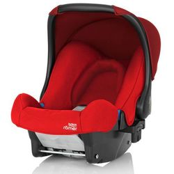 BRITAX RÖMER Fotelik samochodowy Baby-Safe Flame Red