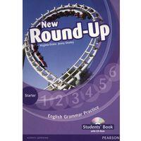 Książki do nauki języka, New Round Up Starter, Student's Book (podręcznik) plus CD-ROM (opr. miękka)