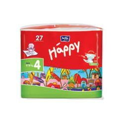 Pieluszki Bella Baby Happy - Maxi (4) - 27szt.