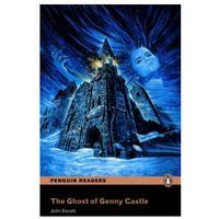 Książki do nauki języka, Level 2: The Ghost of Genny Castle Book and MP3 Pack (opr. twarda)