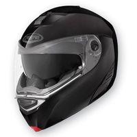 Kaski motocyklowe, CABERG KASK SZCZĘKOWY FLIP-UP MODEL MODUS (PINLOCK) KOLOR CZARNY METALIK