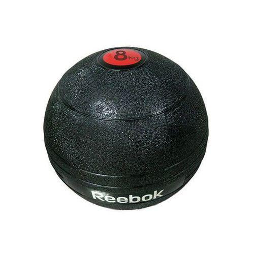 Piłki i skakanki, Reebok Piłka lekarska Slam 8 kg - 8 kg