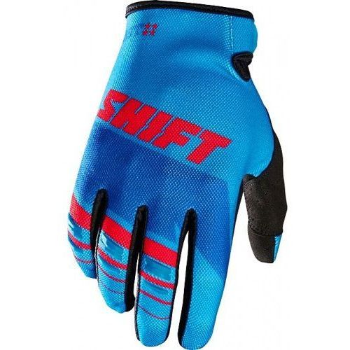 Rękawice motocyklowe, RĘKAWICE SHIFT ASSAULT BLUE