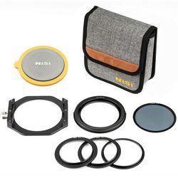 NiSi V6 Uchwyt filtrowy + NC CPL kit 100mm