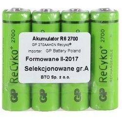 4 x GP Recyko+ New R6/AA 2700mAh Series