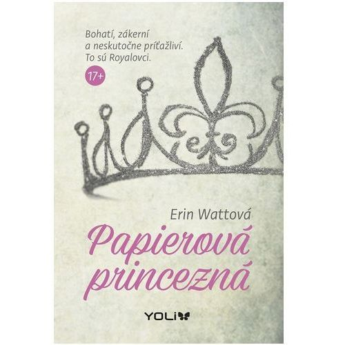 Pozostałe książki, Papierová princezná Watt, Erin