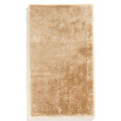Dywaniki łazienkowe z miękkiego materiału bonprix kremowy