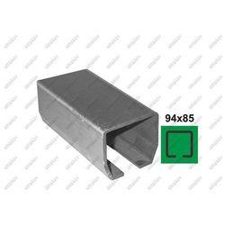 Profil do bramy przesuwnej Fe, 94x85x5mm, L6m